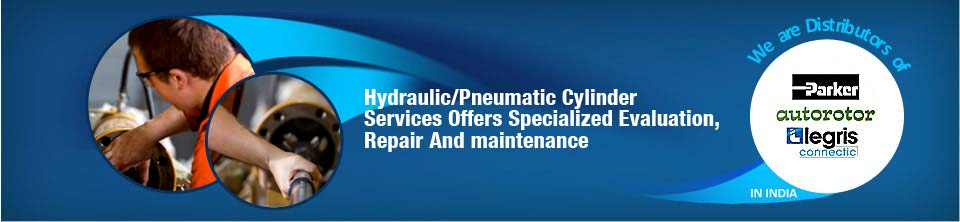 Hydraulic/Pneumatic Cylinder Repair and Service