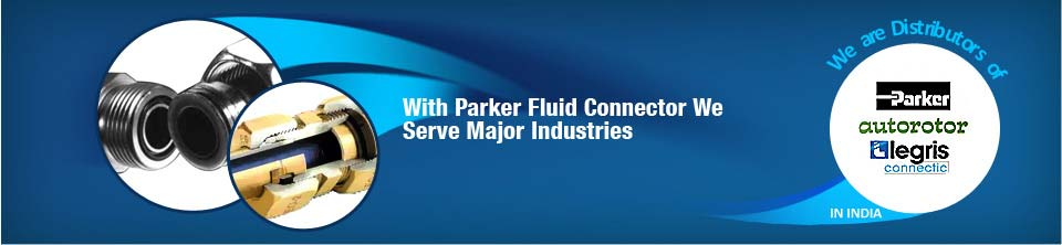 Parker Fluid Connector