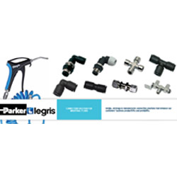 Parker Legris Tubing and Fitting